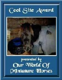 Our World of Miniature Horses