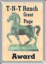 T-N-T Ranch Great Page Award